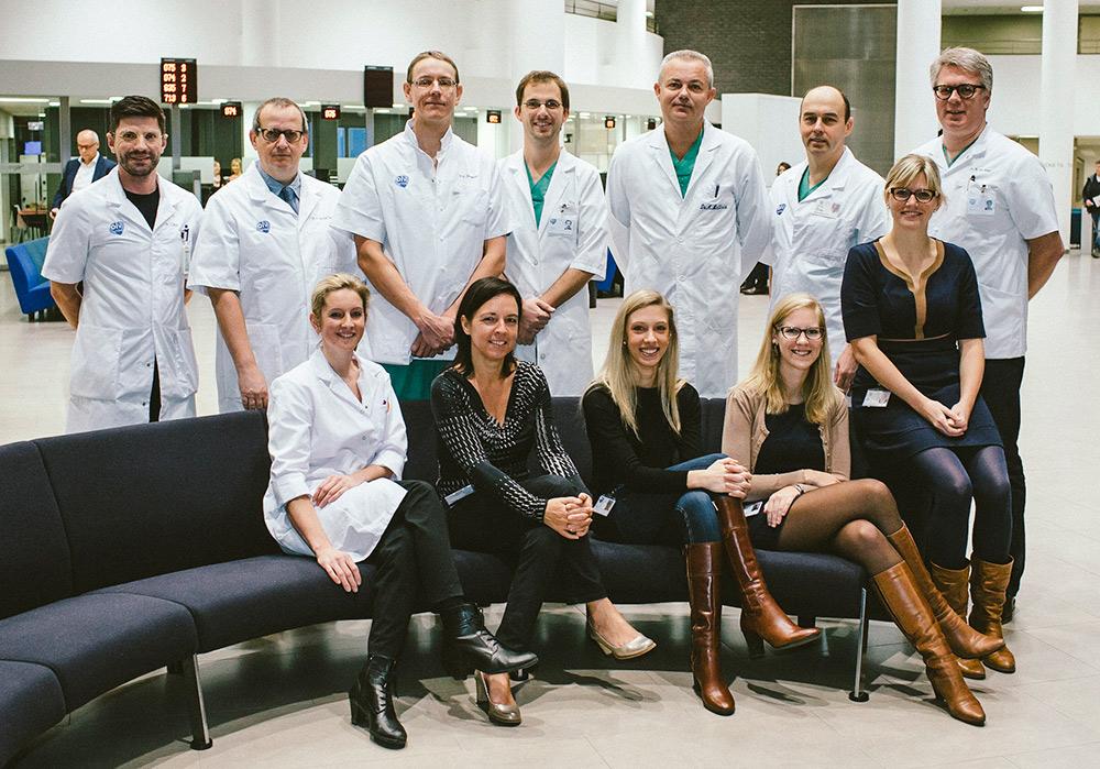 Prostaatcentrum artsen team